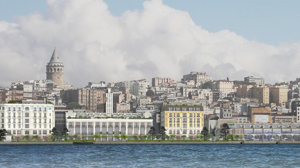 The Peninsula Istanbul